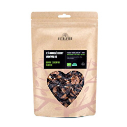 Kešu-kakaové kousky v nektaru BIO 250 g