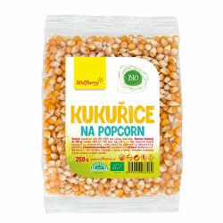 Kukurica na popcorn BIO 250 g
