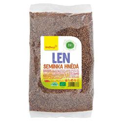 Ľanové semienko hnedé BIO
