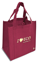 Shopping Bag Îmi place vinul ECO