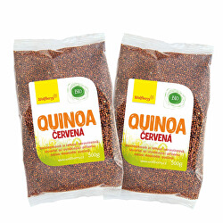 Quinoa červená BIO
