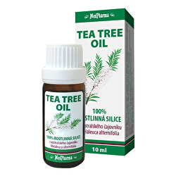 Tea Tree Oil - 100% rostlinná silice z australského čajovníku 10 ml