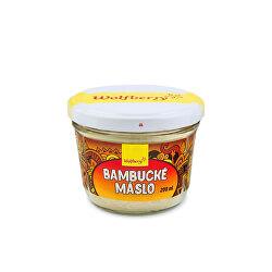 Bambucké máslo 200 ml