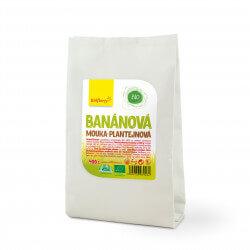 Banánová múka plantejnová BIO