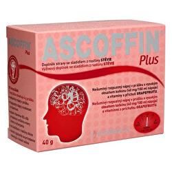 Ascoffin plus 10 x 4 g