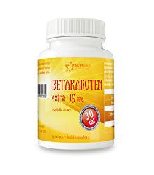 Betakaroten EXTRA 15 mg 30 tbl.