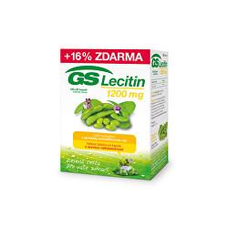 GS Lecitin 1200 mg 120 + 20 kapslí
