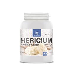 Hericium koralovec ježovitý 100 kapsulí