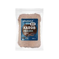 Karob - svatojánský chléb - prášek BIO 200 g