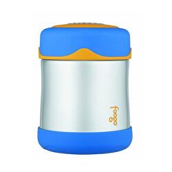 Kojenecká termoska na jídlo - modrá 290 ml