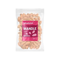Mandle jadrá natural 100 g