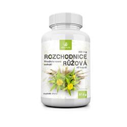 Rozchodnice růžová 500 mg 60 kapslí