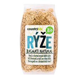 Ryža basmati natural BIO