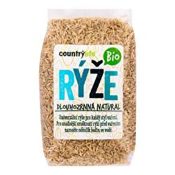 Ryža dlhozrnná natural BIO