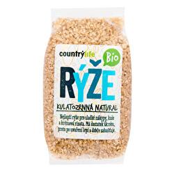 Ryža guľatozrnná natural BIO