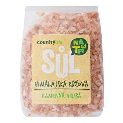 Soľ himalájska ružová hrubá 500 g