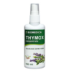 Thymox concentrate - šalvějová ústní voda 100 ml