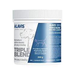 Alavis Triple Blend pre psov a mačky 200 g