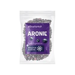Aronie sušená mrazem celá 20 g