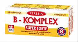 B-komplex Super Forte + 20 tablet