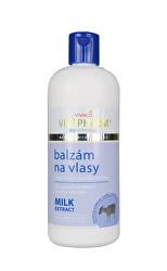 Balzám na vlasy s extrakty z kozího mléka 400 ml