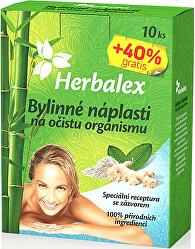 Gyógynövényes tapaszok 10 + 40% GRATIS 14x9g