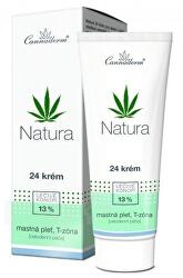 Natura 24 krém na mastnou pleť 75 g