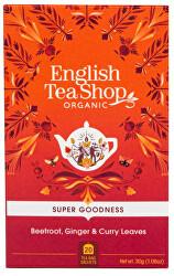 Červená repa, zázvor a karí Veggie čaj 20 sáčkov