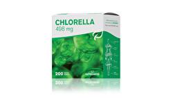 Chlorella 498 mg 200 tablet
