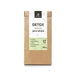 Detox Bylinný čaj 50 g