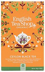 Cejlonský černý čaj 20 sáčků