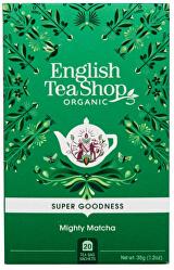 Mocná Matcha - Super food tea 20 sáčků
