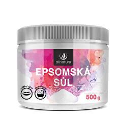 Epsomská soľ 500g
