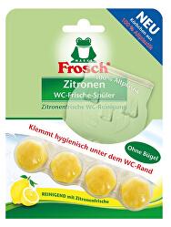 Frosch EKO WC blokk Lemon 42g
