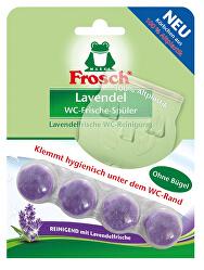 Frosch EKO WC-blokk Lavender 42g