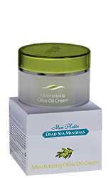 Minerální krém s olivovým olejem 50 ml