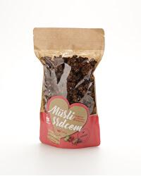 Müsli Belgická čokoláda & brusnice 350 g