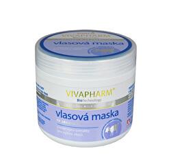 Regenerační vlasová maska s mléčnými extrakty 600ml