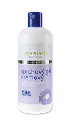 Gel de duș cu lapte de capră 400 ml