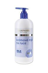 Tekuté mýdlo s kozím mlékem 400 ml