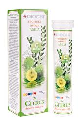 Vitamín Citrus šumivé tablety 20 tablet