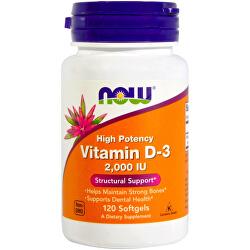 Vitamin D-3 2000iu 120 tobolek