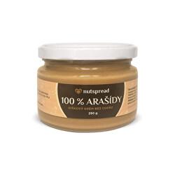 100% Arašídový krém