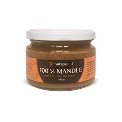 100% Mandlový krém