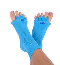 Adjustačné ponožky BLUE