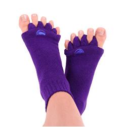 Adjustačné ponožky PURPLE