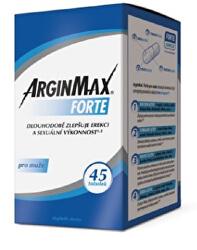 ArginMax Forte pre mužov 45 kapsúl