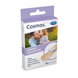Cosmos Jemná náplast průměr 22 mm 20 kusů