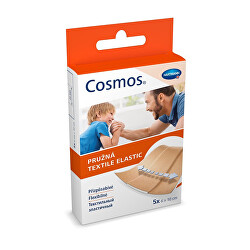Cosmos Pružná náplast 5 ks