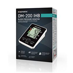DIAGNOSTIC Tlakoměr automatický pažní DM-200 IHB